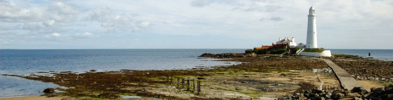 St Mary's Lighthouse, North Tyneside